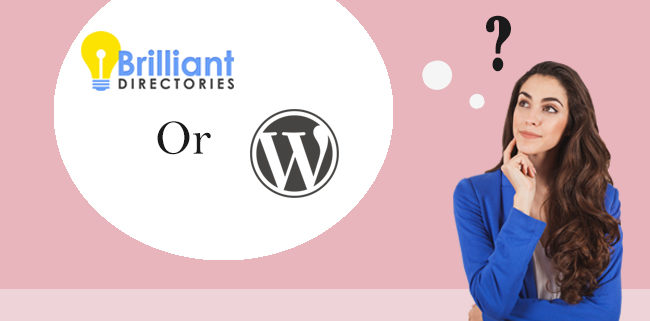 WordPress vs BrilliantDirectories